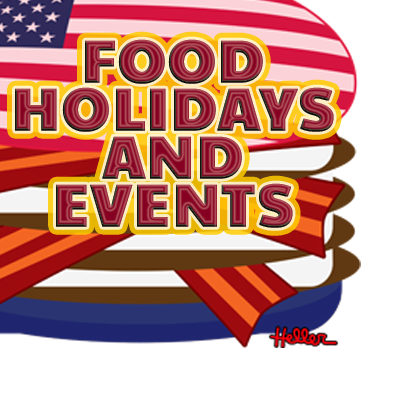 VCB - Food Holidays and Events!
